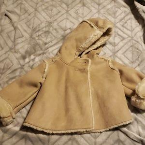 Baby Girls Gap Coat
